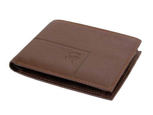 Gai Mattiolo Man Leather Wallet Brown-6248