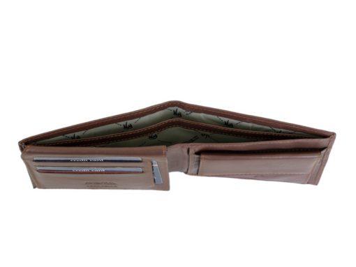 Gai Mattiolo Man Leather Wallet Yellow-6207