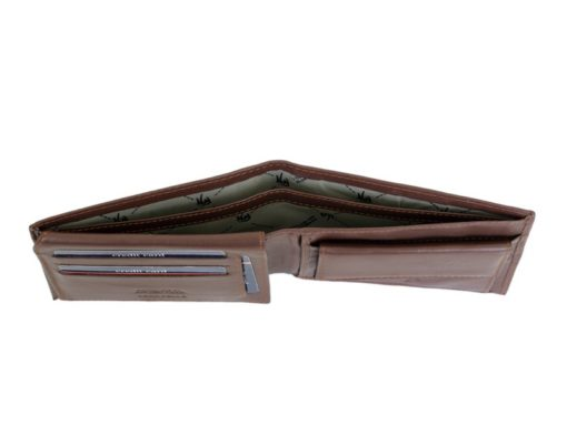 Gai Mattiolo Man Leather Wallet Green-6221