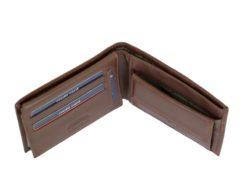 Gai Mattiolo Man Leather Wallet Green-6226