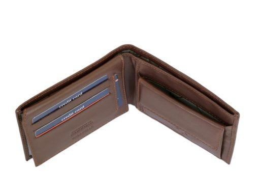 Gai Mattiolo Man Leather Wallet Black-6268