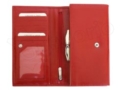 Z. Ricardo Woman Leather Wallet Green-4692