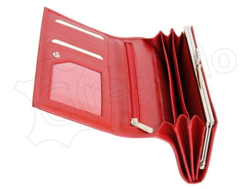 Z. Ricardo Woman Leather Wallet Green-4694