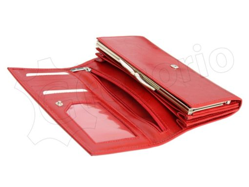 Z. Ricardo Woman Leather Wallet Green-4686