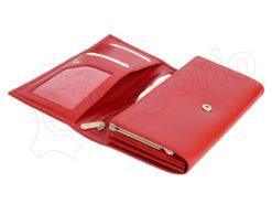 Z. Ricardo Woman Leather Wallet Green-4693