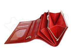 Z. Ricardo Woman Leather Wallet Green-4697