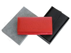 Z. Ricardo Woman Leather Wallet Green-4700