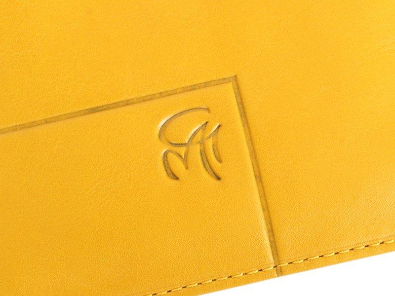 Gai Mattiolo Man Leather Wallet Black-6361