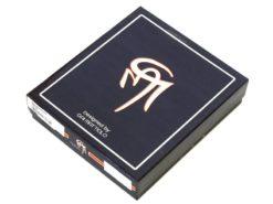 Gai Mattiolo Man Leather Wallet Blue-6320