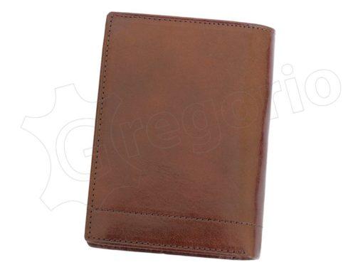Pierre Cardin Man Leather Wallet Cognac-4988