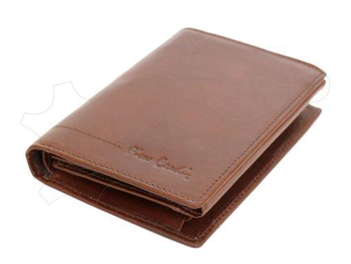 Pierre Cardin Man Leather Wallet Cognac-4990