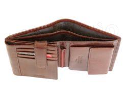 Pierre Cardin Man Leather Wallet Cognac-5002