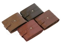 Pierre Cardin Man Leather Wallet Brown-6729