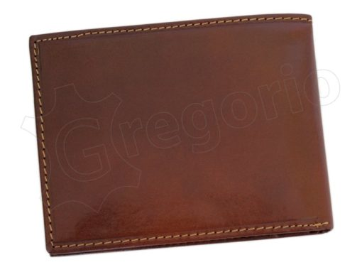 Emporio Valentini Man Leather Wallet Brown-4705
