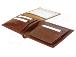 Emporio Valentini Man Leather Wallet Brown-4716