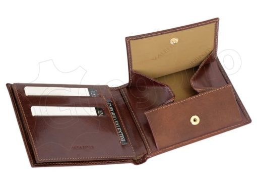 Emporio Valentini Man Leather Wallet Brown-4714