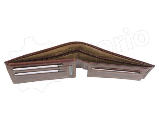 Emporio Valentini Man Leather Wallet Black-4719
