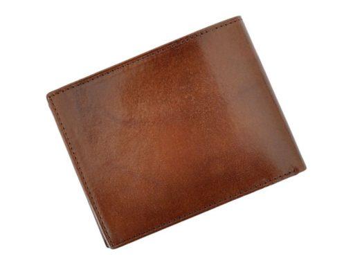 Pierre Cardin Man Leather Wallet Brown-4773