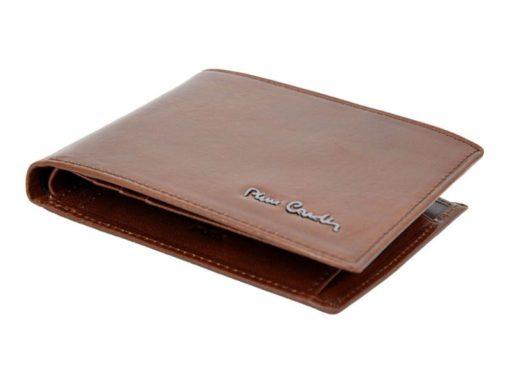 Pierre Cardin Man Leather Wallet Brown-4774