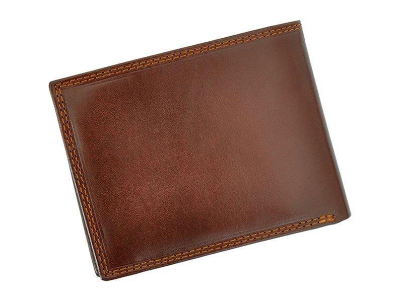 Harvey Miller Polo Club Man Leather Wallet BLack-5295