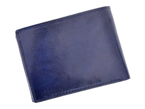 Pierre Cardin Man Leather Wallet Blue-4755