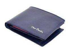 Pierre Cardin Man Leather Wallet Blue-4757