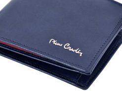 Pierre Cardin Man Leather Wallet Claret-4739