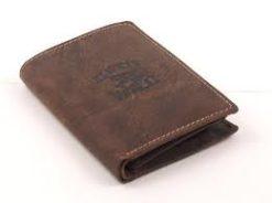 Always Wild Vintage Style Leather Wallet-6746