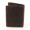 Always Wild Vintage Style Leather Wallet-6745
