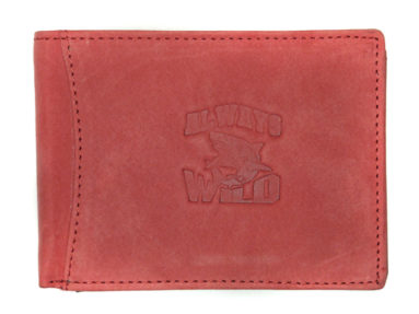 Always Wild Vintage Style Leather Wallet-6794
