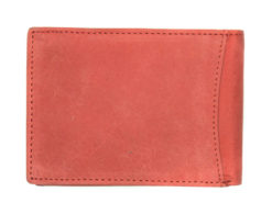Always Wild Vintage Style Leather Wallet-6792