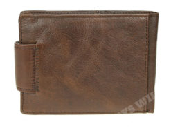 Always Wild Vintage Style Leather Wallet-6779