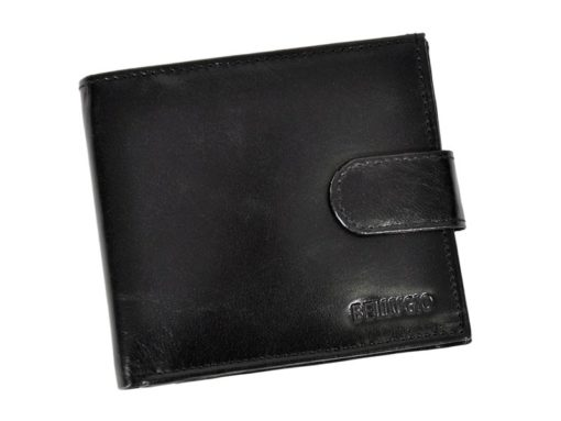 Bellugio Man Leather Wallet Brown AM-21-213-6978
