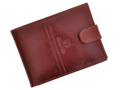 Emporio Valentini Man Leather Wallet Black IEEV563 260-6833