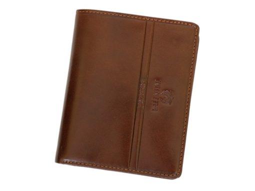 Emporio Valentini Man Leather Wallet Brown IEEV563PL03-6880