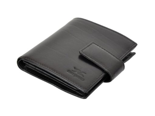 Mio Gusto Man Leather Wallet Black 264 M/A-7013