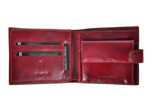 Emporio Valentini Man Leather Wallet Brown IEEV563 298-6938