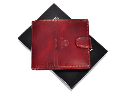 Emporio Valentini Man Leather Wallet Brown IEEV563 298-6932
