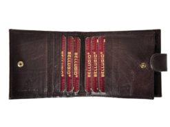 Bellugio Man Leather Wallet Brown AM-21-213-6975