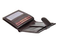 Bellugio Man Leather Wallet Brown AM-21-213-6976