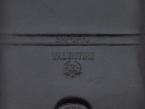 Emporio Valentini Man Leather Wallet Black IEEV563320-6827