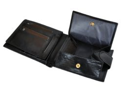 Emporio Valentini Man Leather Wallet Brown IEEV563320-6801