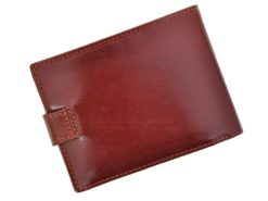 Emporio Valentini Man Leather Wallet Brown IEEV563 260-6844