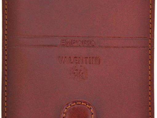 Emporio Valentini Man Leather Wallet Brown IEEV563 260-6851