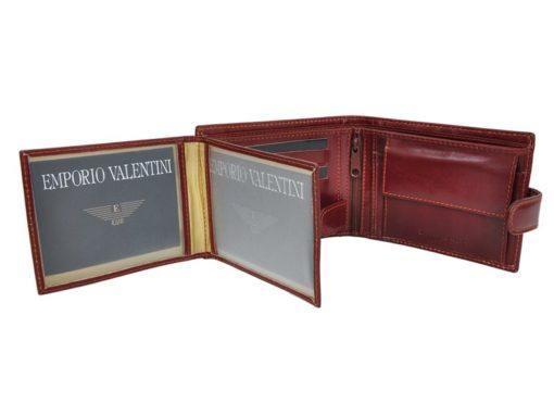 Emporio Valentini Man Leather Wallet Brown IEEV563 260-6849