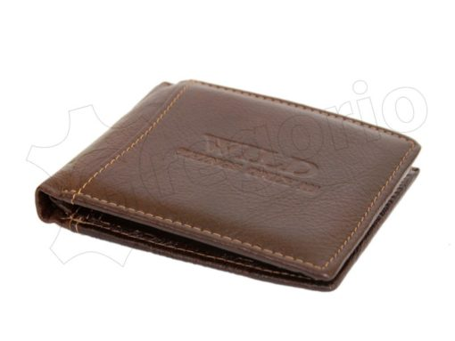 Wild Things Only Man Leather Wallet Brown IEWT5152/5509-7004