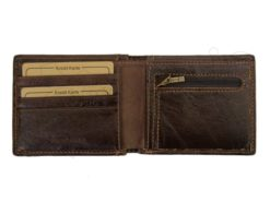 Wild Things Only Man Leather Wallet Black IEWT5152/5509-6987