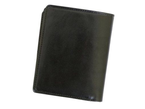Emporio Valentini Man Leather Wallet Black IEEV563PL03-6892