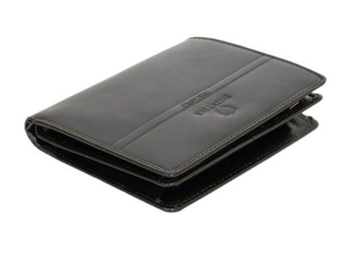Emporio Valentini Man Leather Wallet Black IEEV563PL03-6889
