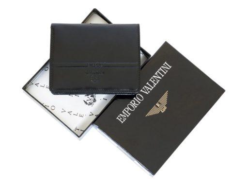 Emporio Valentini Man Leather Wallet Brown IEEV563PL03-6875